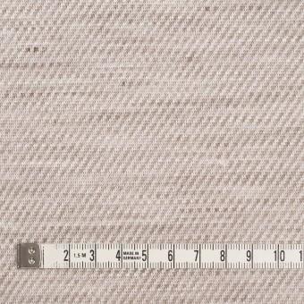 リネン×ミックス(グレイッシュベージュ)×天竺ニット_全3色 サムネイル4