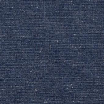 コットン×無地(アイアンブルー)×ダンガリー サムネイル1
