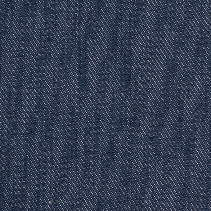 コットン×無地(インディゴブルー)×デニム(13oz) イメージ1
