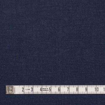 コットン&ポリウレタン×無地(インディゴ)×デニムストレッチ(9oz) サムネイル4