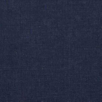 コットン&ポリウレタン×無地(インディゴ)×デニムストレッチ(9oz) サムネイル1