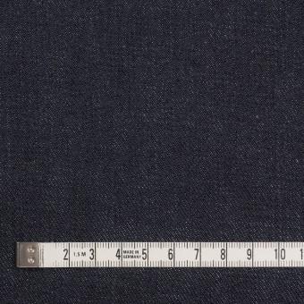 コットン×無地(インディゴ)×デニムストレッチ(13.5oz) サムネイル4
