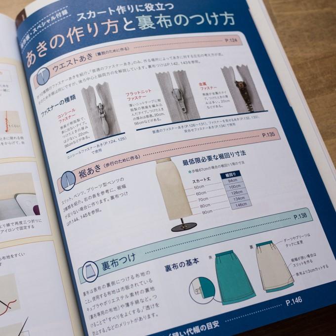 誌上・パターン塾 Vol.2スカート編(文化出版局編) イメージ6