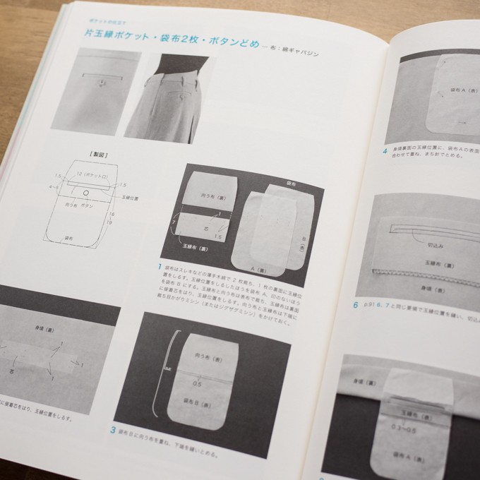 きれいな仕立てのプロの技(百目鬼尚子/牧野志保子 著) イメージ5