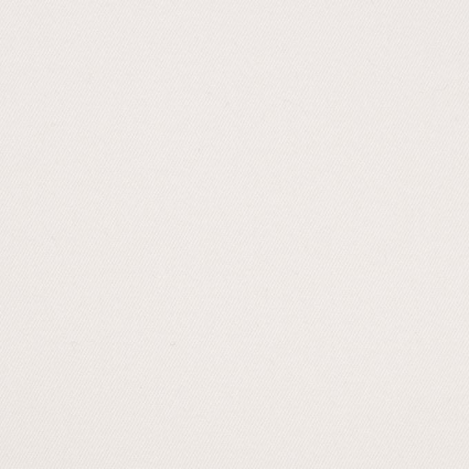 コットン×無地(ホワイト)×チノクロス イメージ1