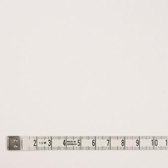 コットン&ポリウレタン×無地(オフホワイト)×サテンストレッチ サムネイル4