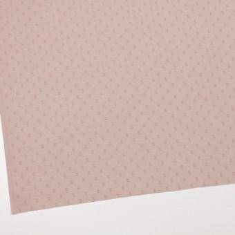 コットン×ドット(スモークピンク)×ボイルカットジャガード_全6色 サムネイル2