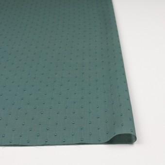 コットン×ドット(セージグリーン)×ボイルカットジャガード_全6色 サムネイル3