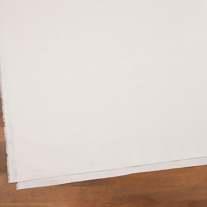 コットン×無地(アイボリー)×Wローン_全4色 イメージ2