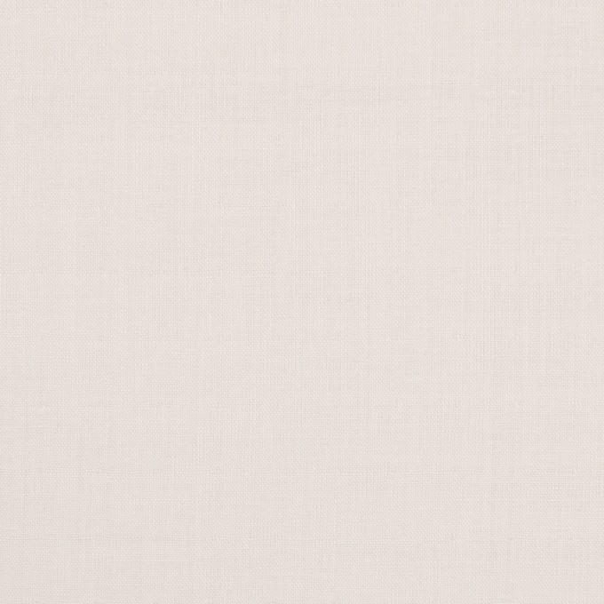 コットン×無地(アイボリー)×Wローン_全4色 イメージ1