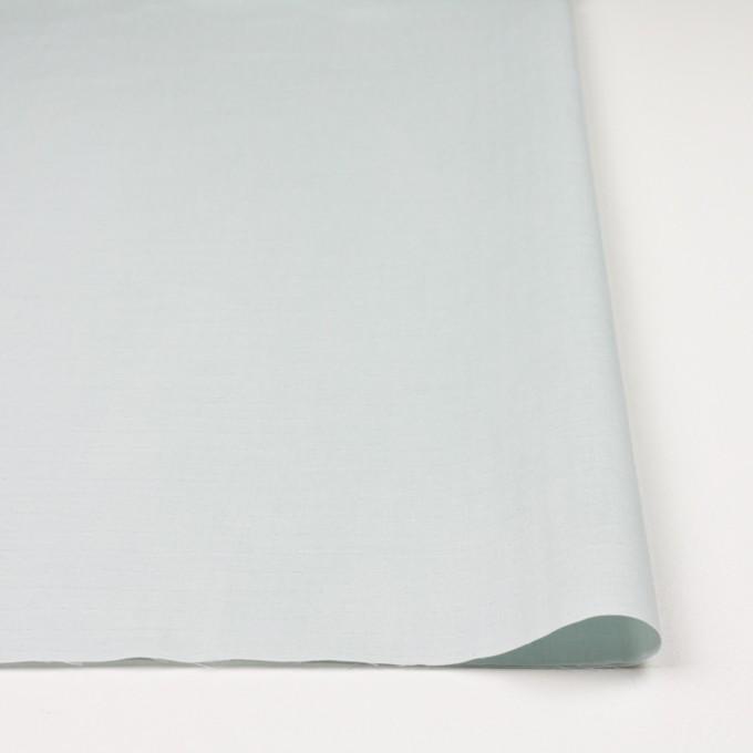 コットン×無地(オパールグリーン)×Wローン_全4色 イメージ3