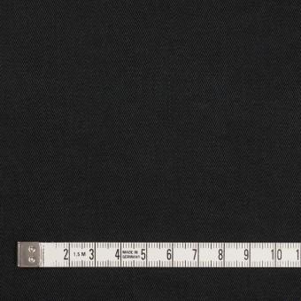 コットン×無地(ブラック)×チノクロスワッシャー サムネイル4