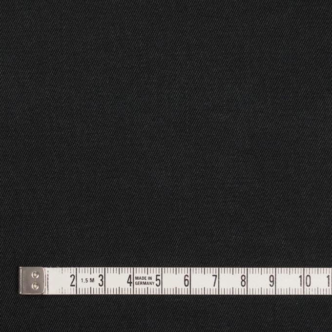 コットン×無地(ブラック)×チノクロスワッシャー イメージ4