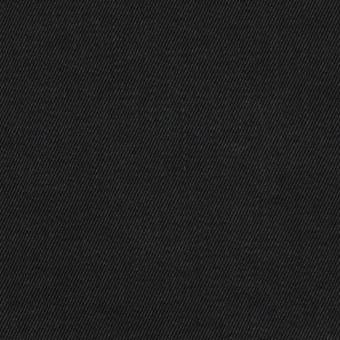 コットン×無地(ブラック)×チノクロスワッシャー サムネイル1