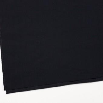 ナイロン&ポリウレタン×無地(ブラック)×サージストレッチ サムネイル2