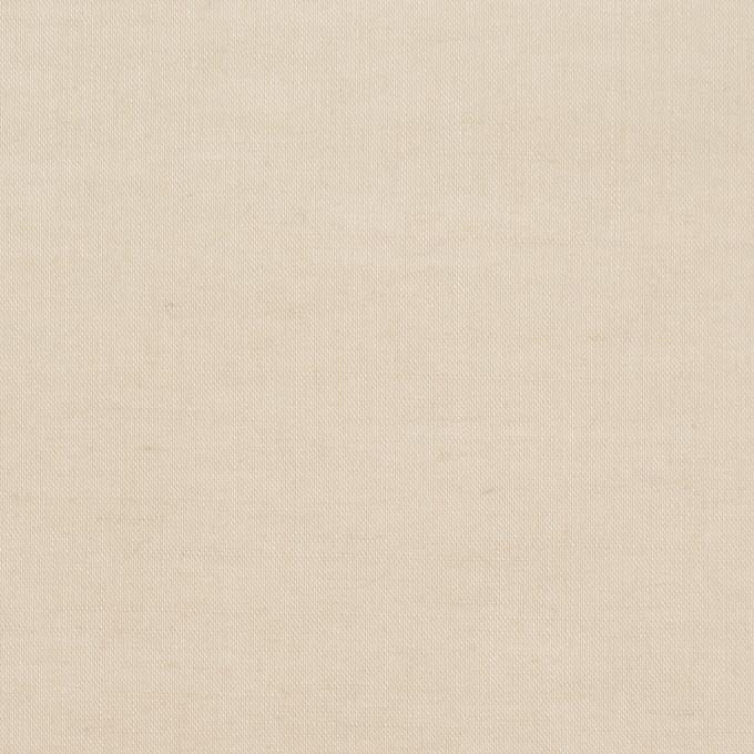 コットン&リネン×無地(アイボリー)×ローン_全4色 イメージ1