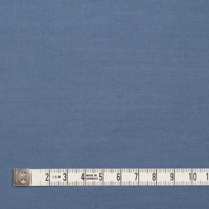 コットン&リネン×無地(ブルーグレー)×ローン_全4色 イメージ4