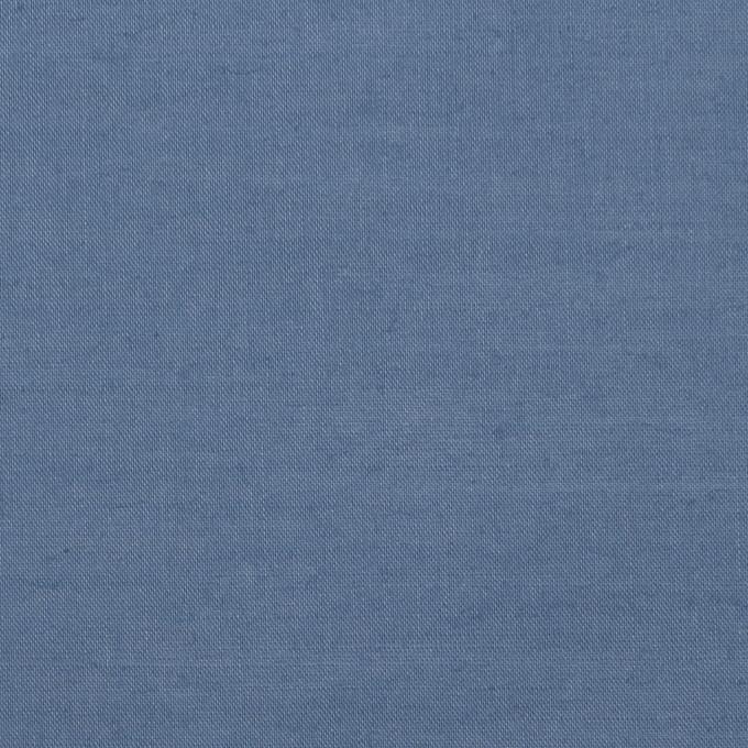 コットン&リネン×無地(ブルーグレー)×ローン_全4色 イメージ1