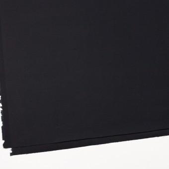 コットン×無地(ブラック)×サテン_全4色 サムネイル2