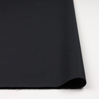 コットン×無地(ブラック)×サテン_全4色 サムネイル3