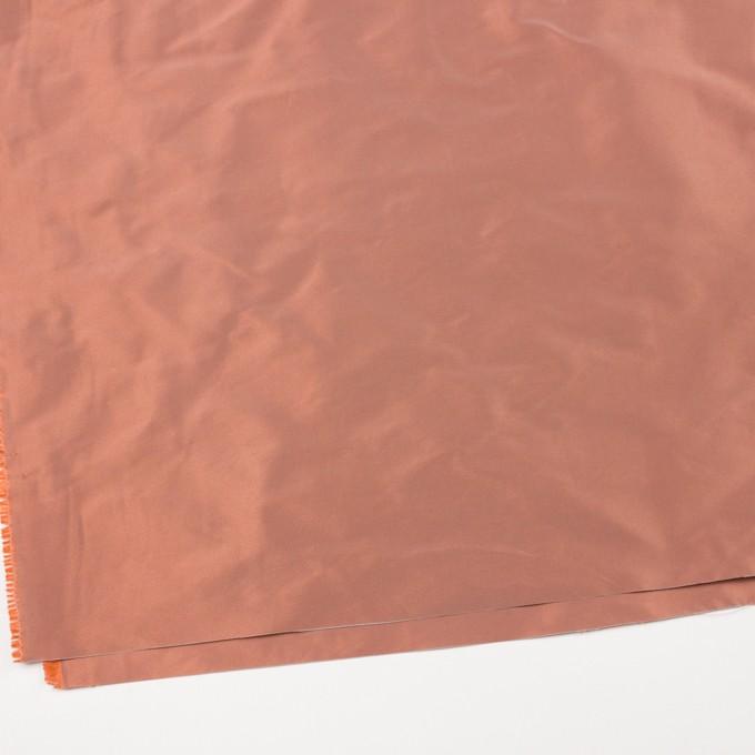 ポリエステル&アセテート×無地(アプリコット)×形状記憶シャンブレータフタ_全6色 イメージ2