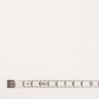 コットン×無地(オフホワイト)×かわり織_イタリア製 サムネイル4