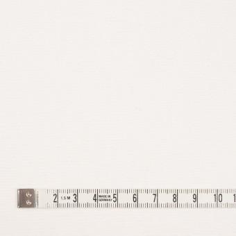 コットン&シルク×無地(オフホワイト)×かわり織_イタリア製 サムネイル4