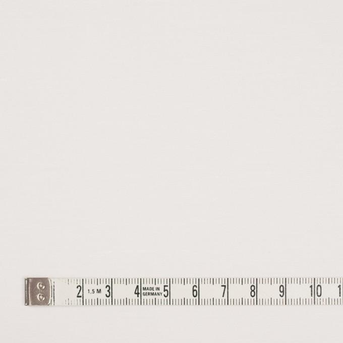 コットン&ナイロン×無地(オフホワイト)×バックサテンシャンタン_全2色_イタリア製 イメージ4