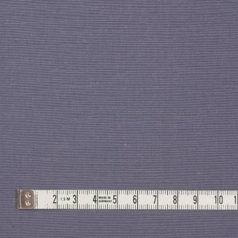 キュプラ&リネン混×無地(ラベンダーグレー)×ブロード_全2色 サムネイル4