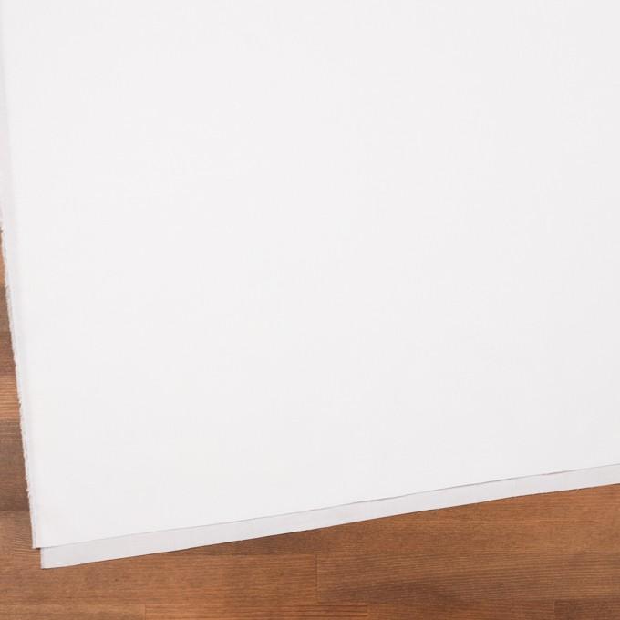 コットン×無地(オフホワイト)×ローン イメージ2