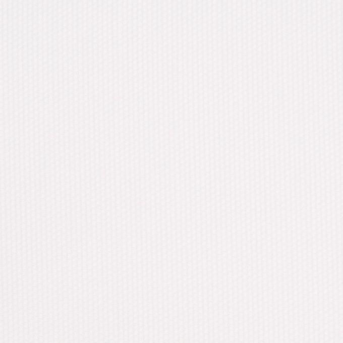 コットン×無地(オフホワイト)×ピケ イメージ1