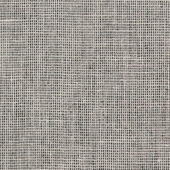 コットン×ミックス(オフホワイト&チャコール)×かわり織 サムネイル1