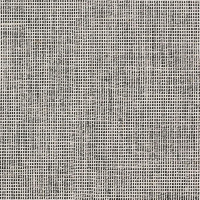 コットン×ミックス(オフホワイト&チャコール)×かわり織 イメージ1