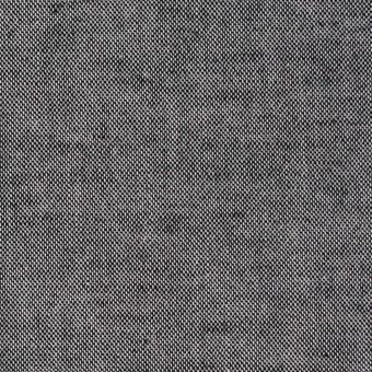 コットン×無地(チャコール)×薄オックスフォード