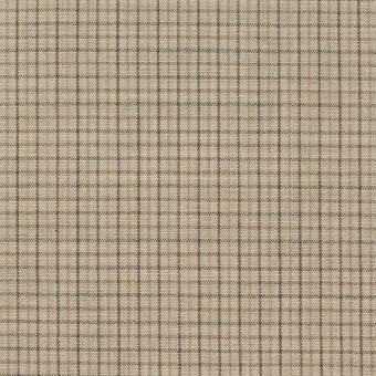 ウール×チェック(ビスケット)×ポプリン_全2色_イタリア製 サムネイル1