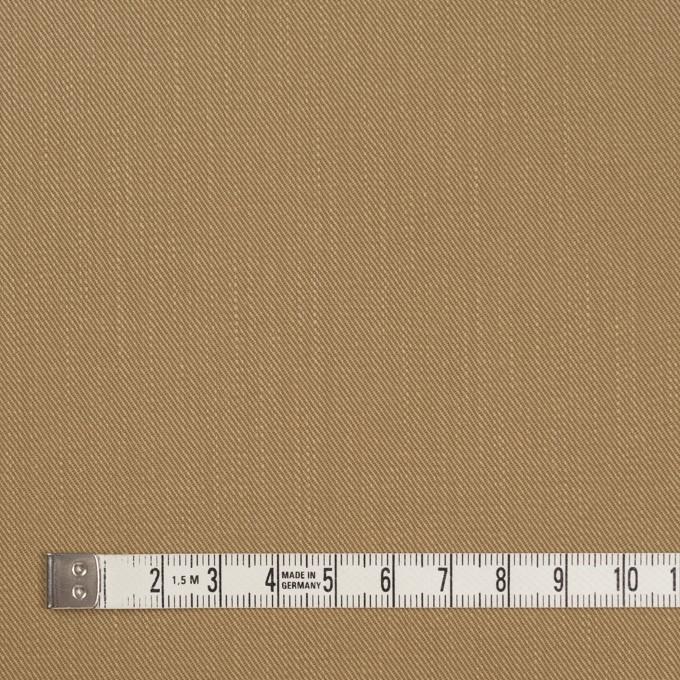 コットン×無地(カーキベージュ)×チノクロス イメージ4