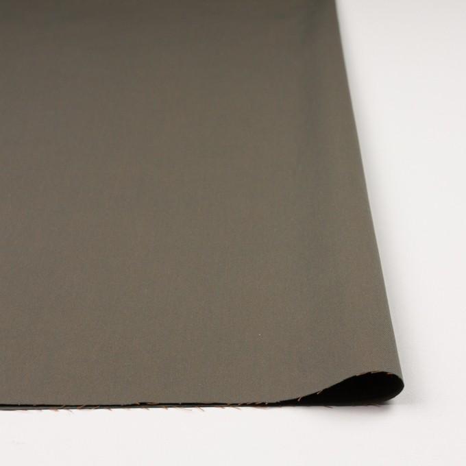 コットン×無地(スレートグリーン&パンプキン)×シャンブレーチノクロス_全3色 イメージ3