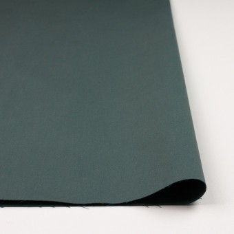 コットン×無地(スレートグリーン&マリンブルー)×シャンブレーチノクロス_全3色 サムネイル3