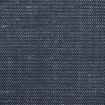 リネン×無地(アッシュブルー)×デニム_イタリア製 サムネイル1