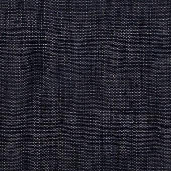 リネン×無地(インディゴ)×キャンバス サムネイル1