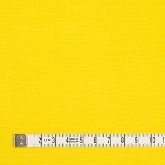 キュプラ&レーヨン×無地(レモンイエロー)×シャンタン_イタリア製 サムネイル4