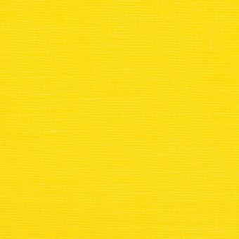 キュプラ&レーヨン×無地(レモンイエロー)×シャンタン_イタリア製