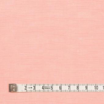 コットン&シルク×無地(ベビーピンク)×シャンタン_イタリア製 サムネイル4