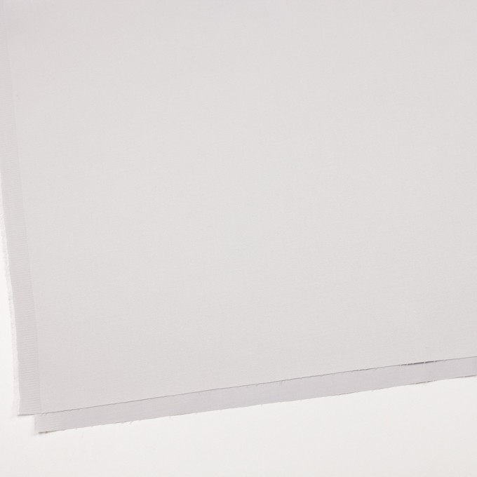 コットン&ポリノジック混×無地(シルバーグレー)×サテンストレッチ_全2色 イメージ2
