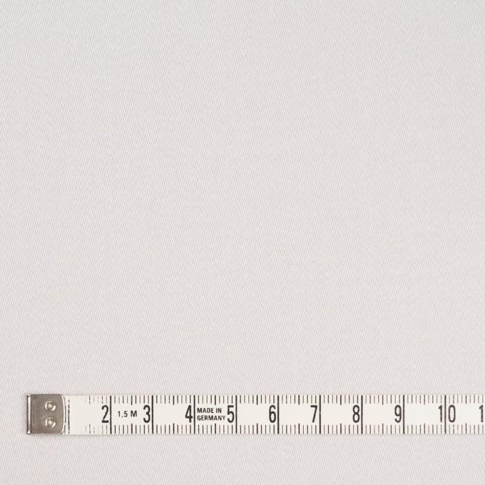 コットン&ポリノジック混×無地(シルバーグレー)×サテンストレッチ_全2色 イメージ4