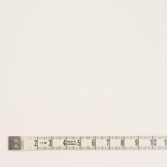 コットン×無地(ミルキーホワイト)×二重織_イタリア製 サムネイル4