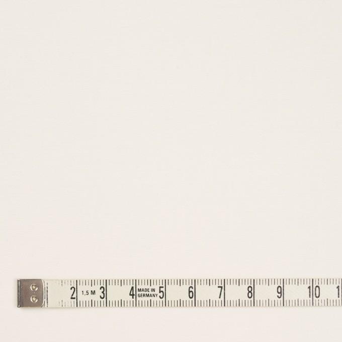 コットン×無地(ミルキーホワイト)×二重織_イタリア製 イメージ4