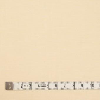 レーヨン&シルク×無地(クリームイエロー)×バックサテンシャンタン_イタリア製 サムネイル4