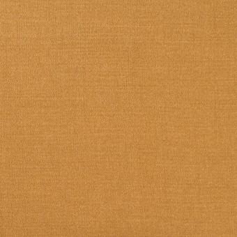 シルク&コットン混×無地(マリーゴールド)×サテン_イタリア製