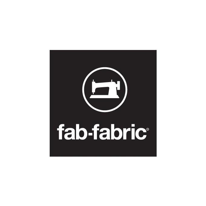 fab-fabricオリジナルタグ(ブラック)_3枚セット イメージ1